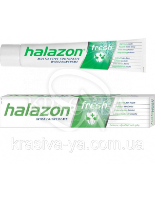 One Drop Only Halazon Multiactive Fresh Освіжаюча зубна паста, 2 * 75 мл : One Drop Only