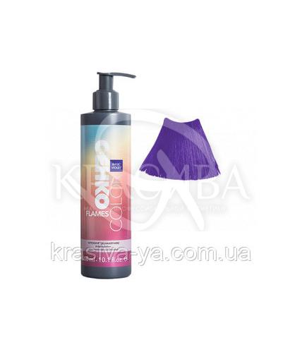 Color Flames Интенсивный гель-краска для волос (Фиолетовый), 300 мл - 1