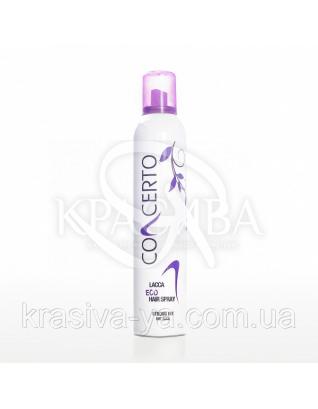 Concerto Лак для волос сильной фиксации ЭКО, 350 мл : Лак для волос