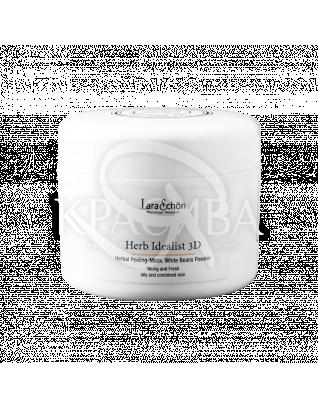 Маска-пилинг из трав и муки из белой фасоли Herb Idealist 3D Herbal Peeling-Mask with White Beans powder,120мл :