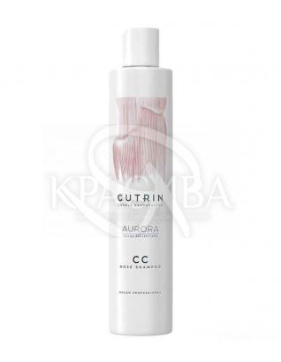 """Cutrin Aurora CC Rose Shampoo - Тонуючий шампунь """"Рожевий"""", 250 мл : Відтінкові шампуні"""