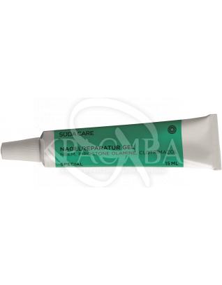 Гель для поврежденной ногтевой пластины, 15 мл (тюбик) : Лечение для ногтей