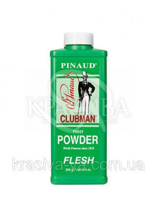 Пудра для тіла Clubman Powder Flesh, 255 г : Clubman