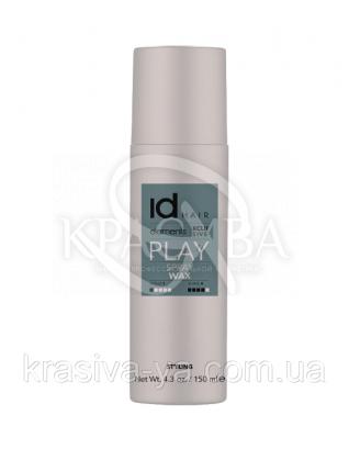Play Spray Wax Пластичный воск-спрей, 150 мл : Воск для волос