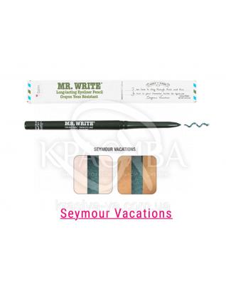 The Balm Mr. Write Seymour - Стойкий карандаш для глаз Vacations, 0.35 г : TheBalm