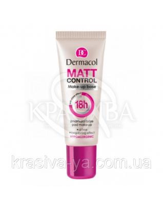 DC Make-up Base Matt Control 18H База под макияж матирующая, 20 мл : Основа под макияж