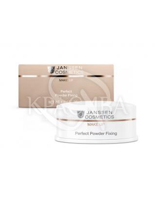 Розсипчаста пудра-камуфляж : Janssen Cosmetics