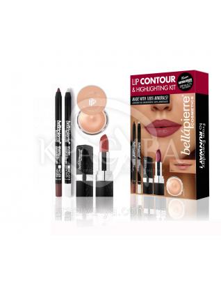 Набор для контурирования губ - Natural : Beauty-наборы для макияжа