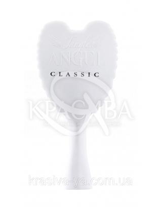 Гребінець для волосся Tangle Angel Classic White : Tangle Angel