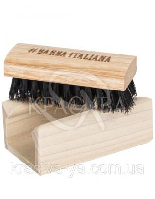 Браш для бороды и усов : Barba Italiana