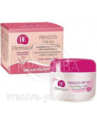 DC Dry S. P. Princess Nourishing живильний Крем для сухої шкіри з екстрактом морських водоростей, 50 мл : Dermacol