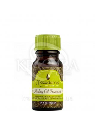 Відновлюючий догляд з маслом аргана і макадамії, 10 мл : Macadamia Natural Oil