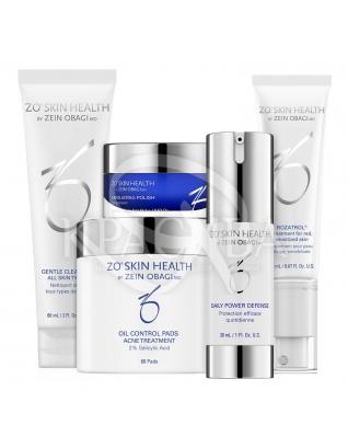 Система нормализации состояния кожи