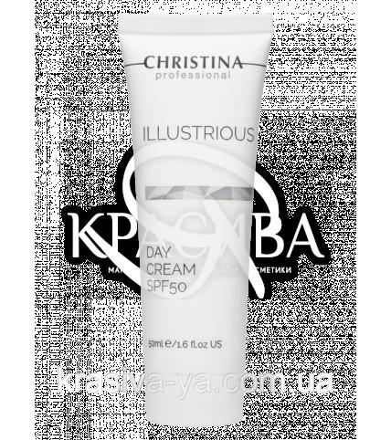 Illustrious Day Cream SPF50 Дневной крем для лица SPF50, 50 мл - 1