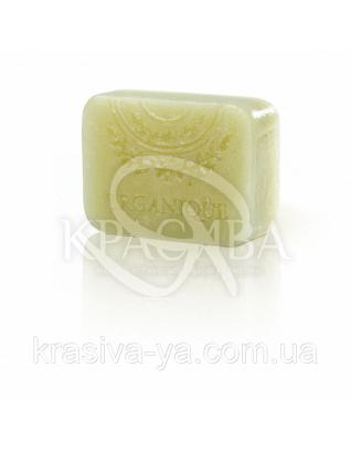 Органическое твердое мыло с зеленой глиной для жирной кожи, 105 г