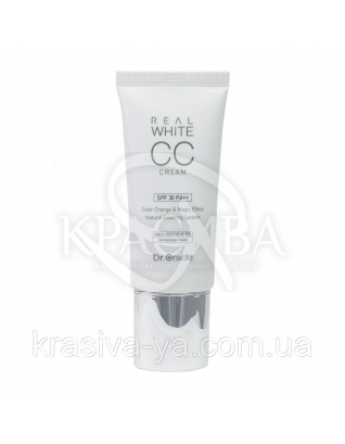 Real White CC SPF30 PA++, 45 мл : Dr. Oracle