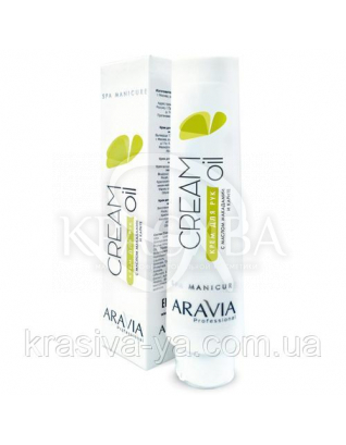 "Aravia Крем для рук ""Cream Oil"" з маслом макадамії і каріте, 100 мл : Aravia"