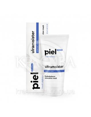 Ultramoister - Ультраувлажняющая гель-маска для лица, 50 мл : Piel cosmetics