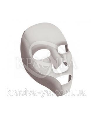 Антивозрастная маска - лист с глиной и пептидами для лица, 1 шт : Clarena