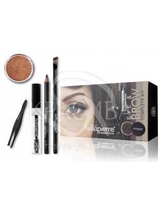 Набор для макияжа глаз и бровей - Marrone : Beauty-наборы для макияжа