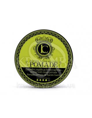 Feather Water Soluble Pomade Strong Hold Cream Помада для стайлінгу волосся сильної фіксації, 100 мл :