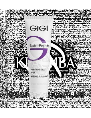 Очищаюча маска - Purifying Clay Mask, 50мл : GIGI