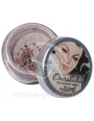 The Balm Overshadow-You're in Rich, i'm Single-Mauve/Pewter - Тіні-підводка для повік, 0.57 м : TheBalm