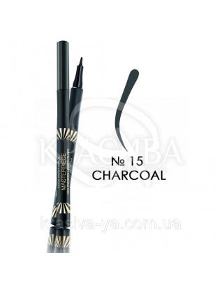 MF Masterpiece N15 Charcoal - Підводка для очей, 1.7 мл : Max Factor