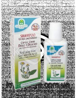 Шампунь з ромашкою і гамамелісом для волосся, 250 мл : Natura House