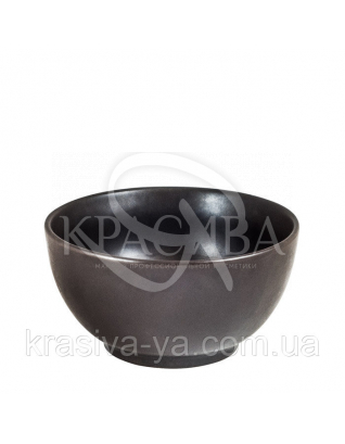 Миска керамічна середня GU852 Коричневий : Аксесуари для ванної