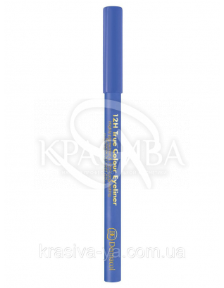 DC Make-up 12H True Colour 02 Олівець для очей стійкий, 1.6 м : Dermacol
