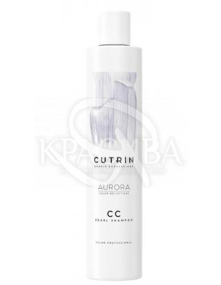 """Cutrin Aurora CC Pearl Shampoo - Тонуючий шампунь """"Перли"""", 250 мл : Відтінкові шампуні"""