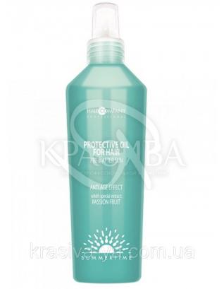 Защитное масло для волос до и после загара, 150 мл : Масла для волос