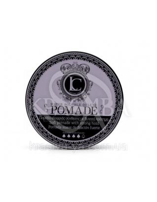 Water Soluble Deluxe Pomade Soft Помада для стайлінгу волосся сильної фіксації, 100 мл :