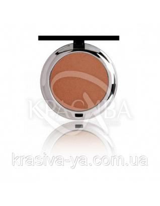 Компактний мінеральний бронзатор для особи Compact Mineral Bronzer Starshine, 10 м : Сіль для рук