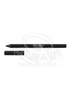Косметичний олівець для очей 610 Black, 1.2 м : Beyu