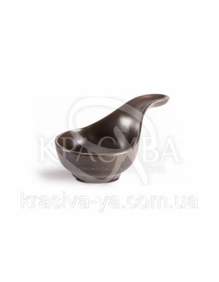 Горщик керамічний порційний GU 720 Коричневий : Аксесуари для ванної