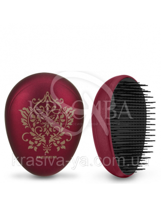Beter Гребінець-щітка масажна (міні) без ручки для розплутування волосся, 17*15 см : Аксесуари для волосся