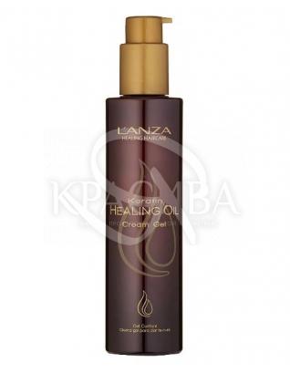 Крем-гель для волос с кератиновым эликсиром