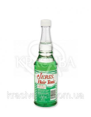 Тонік для догляду за натуральними маслами для сухого волосся Clubman Hair Tonic With Oil Prof. Size, 414 мл