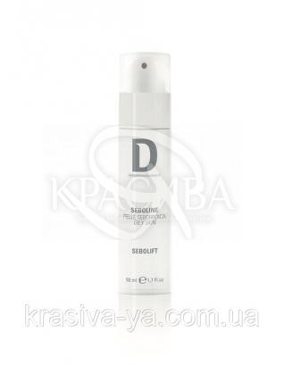 Sebolift Anti-age for Sensitive Skin - Антивозрастной крем для жирной и комбинированной кожи, 50 мл
