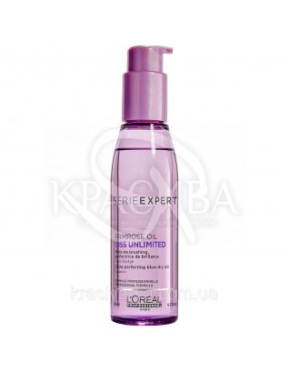 L'oreal Professionnel Liss Unlimited - Разглаживающее термозащитное масло для сухих, непослушных волос, 125 мл : L'oreal Professionnel