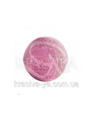 Шипучий шарик для ванны - Гуава, 170 г : Organique