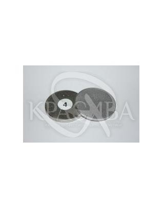 Тіні компактні набірні, №4 Темно сірий перламутр : Cinecitta