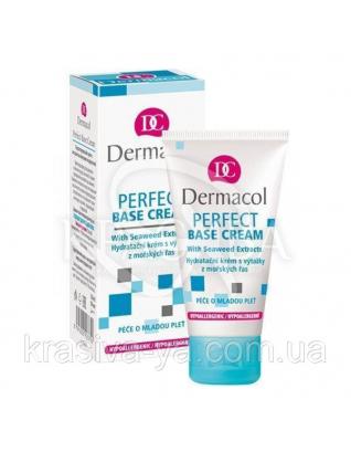 DC Perfect Base Cream Крем для молодої шкіри з екстрактом морських водоростей, 50 мл : Dermacol