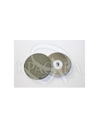 Тіні компактні набірні, №9 Темно-зелений перламутр : Cinecitta