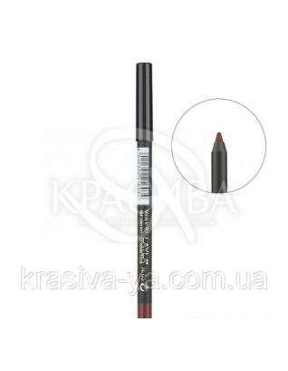 Олівець для губ Lip Liner Delicato no Transfer Mat 003, 1.5 м : Layla