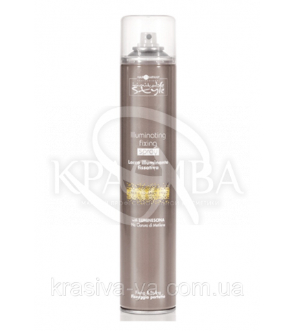 HC Фиксирующий лак для волос сильной фиксации, 500 мл - 1