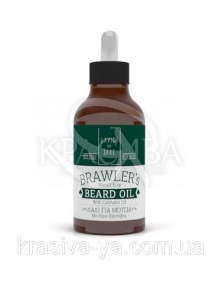 Brawler's Beard Oil Олія для догляду за бородою, 30 мл : Lavish Care