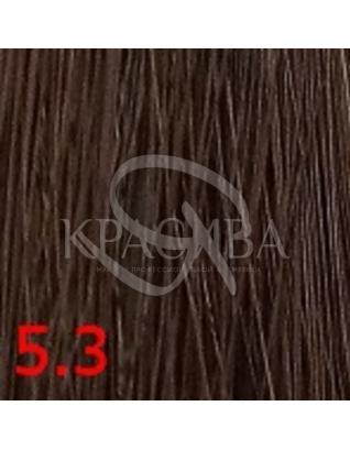 Cutrin Aurora Demi Color - Безаммиачная краска для волос 5.3 Светлый золотисто-коричневый, 60 мл : Безаммиачная краска